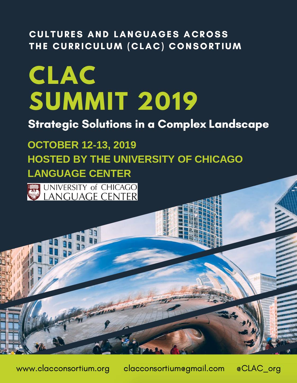 CLAC SUMMIT 2019